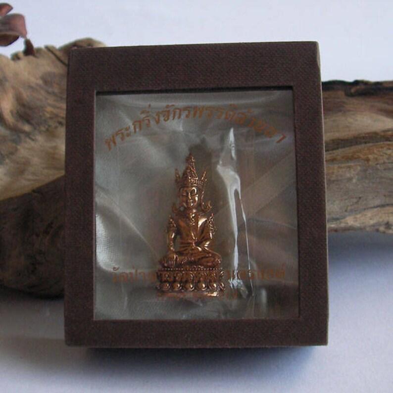 cf078f651 Real Thai Buddha Amulet Phra Kring Lanna Emperor image pink | Etsy