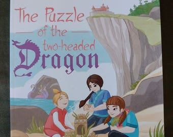 The Puzzle of the Two-Headed Dragon