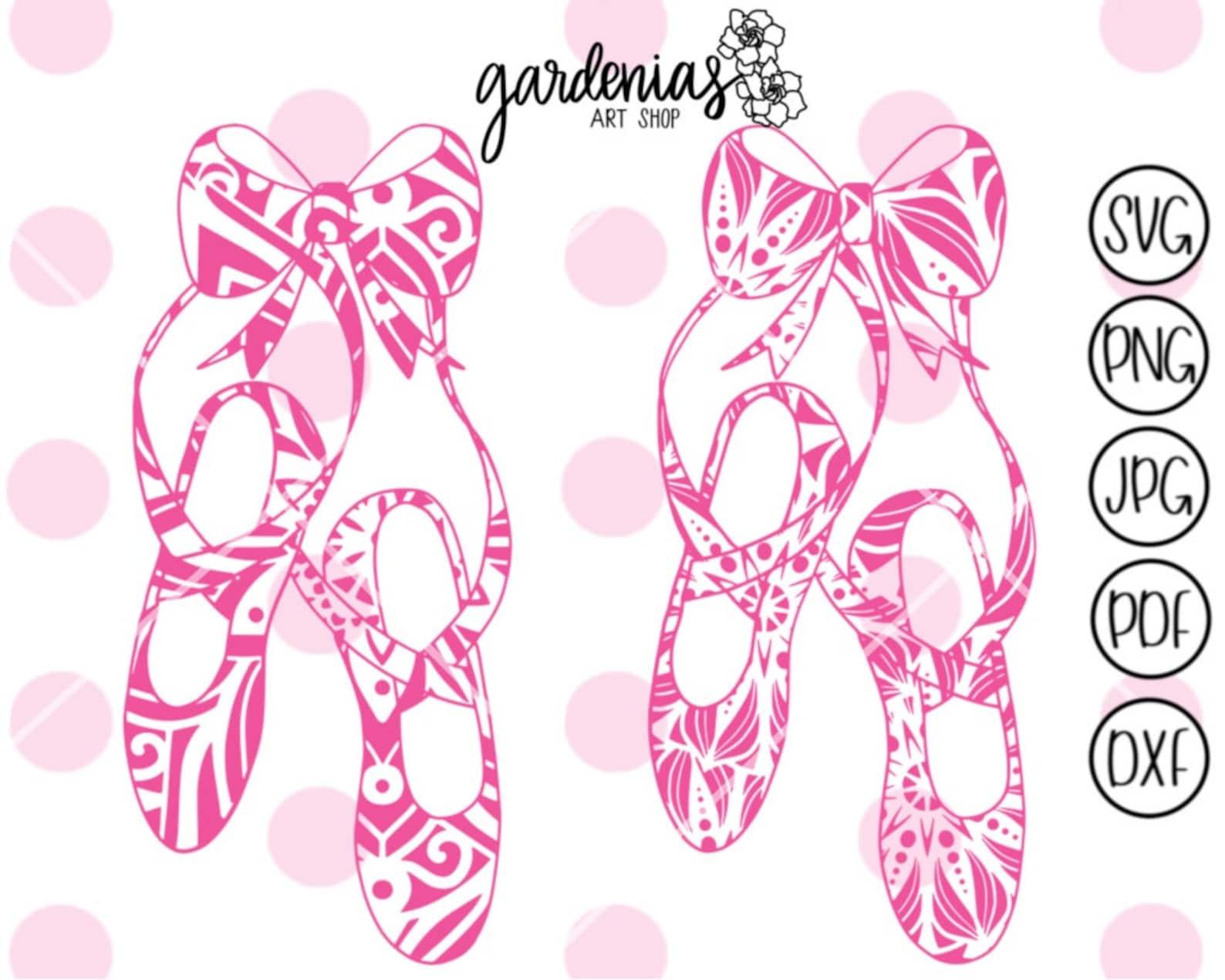 ballet mandala svg, ballerina mandala svg, ballet slippers svg, ballet shoes svg, ballet slippers mandala svg, dance life svg, d
