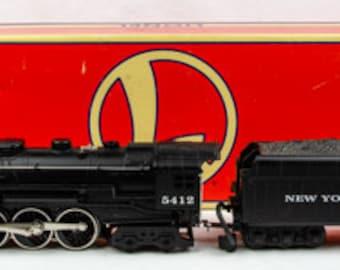 Vintage 1999 Lionel 6-28044 4-6-4 Hudson NYC Conv. Locomotive & Tender