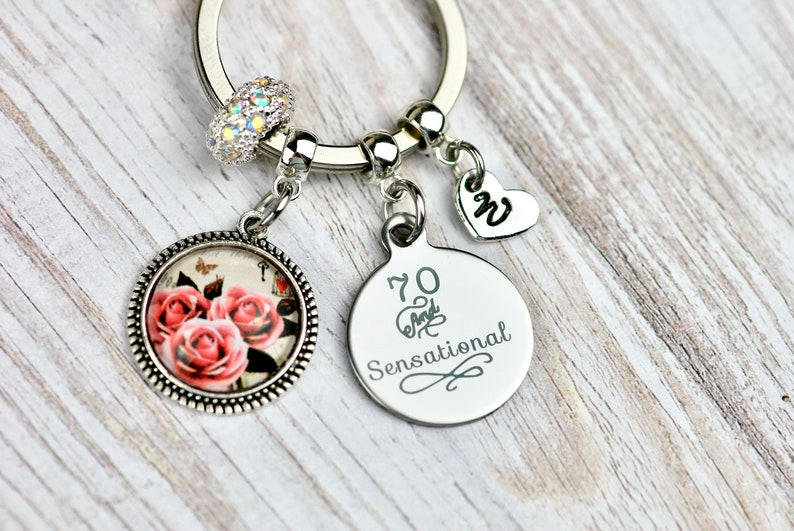70th Birthday Gift For Woman Idea