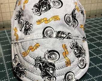 image regarding Printable Welding Cap Pattern called Welding cap practice Etsy