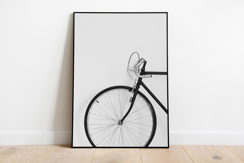 Vintage Boy Vending Original Artwork Summer Bike Ride Summer Home Decor Printable Art Digital Download Art Bike