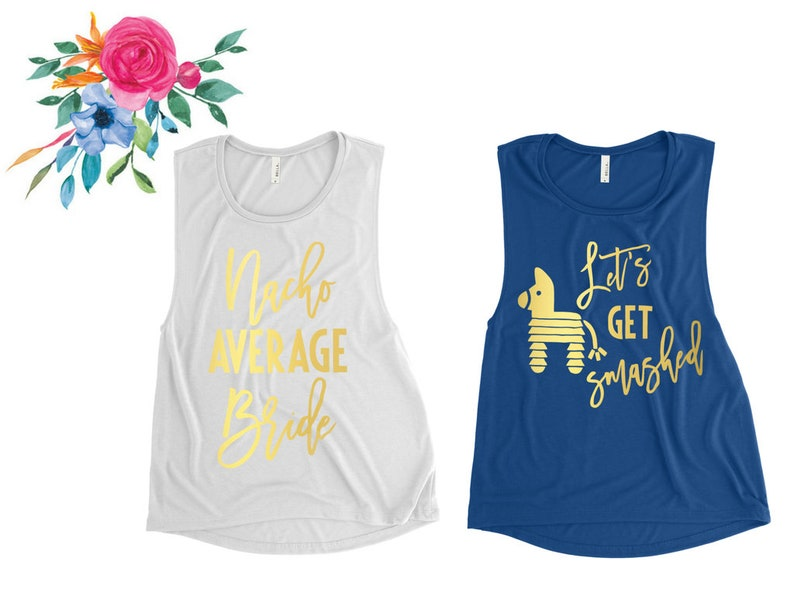 a1f9389b89806 Bachelorette Party Shirts Fiesta Cinco De Mayo Bridesmaid