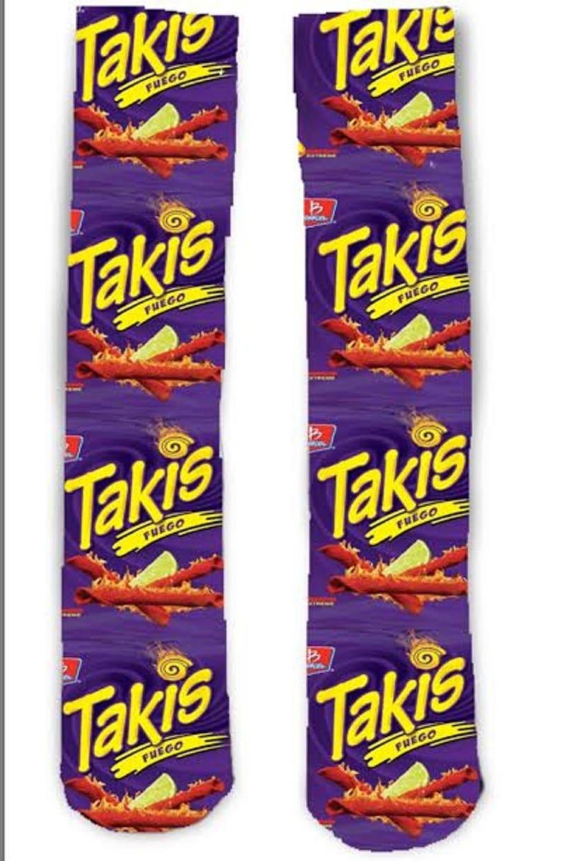 Takis Socks