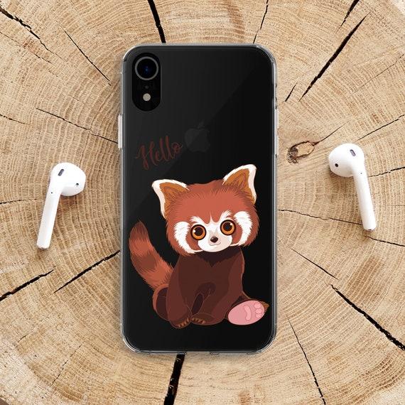 panda minimalist coque iphone 6