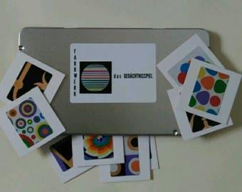 MEMORY - the memory game with art III