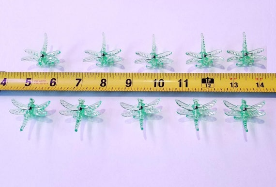Dragonfly Clips for Orchids or plant spikes Pack of 8
