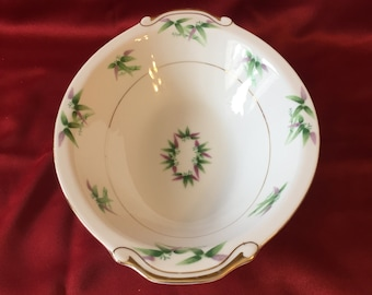 Vintage Harmony House Serving Bowl Pattern Mandarin Fine China Made in Japan