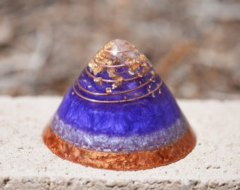 Orgone Cone | Holy Hand Grenade | HHG | Orgone Energy Devices | EMF Protection