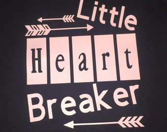 Little Heart Breaker Onesie