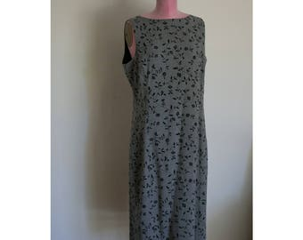 1990s Liz Claiborne sheath dress