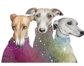 Galaxy Greyhounds