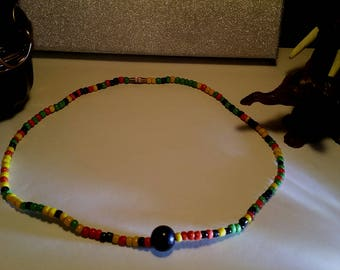 African Beaded