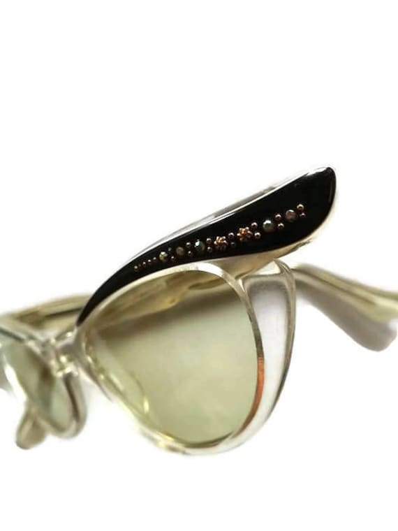 df9d06edac Cat Eye 1950s Design Original Vintage Sunglasses Selecta