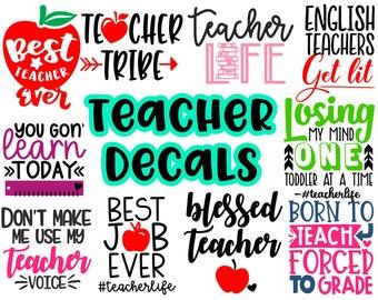 Funny Teacher Quote Etsy