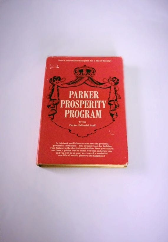 Parker prosperity program by the parker editorial staff malvernweather Choice Image