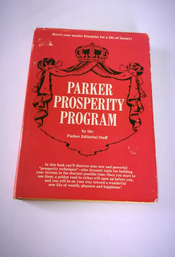 Parker prosperity program by the parker editorial staff like this item malvernweather Choice Image