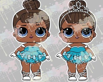 LOL Doll Surprise Miss Baby SVG DXF Png, lol doll cut files, lol doll shirt, lol doll diy, lol doll surprise, Printable, instant download