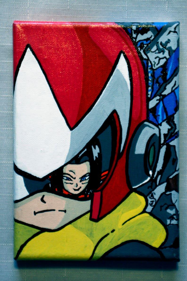 protoman android