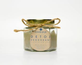 All Natural Detox Deodorant