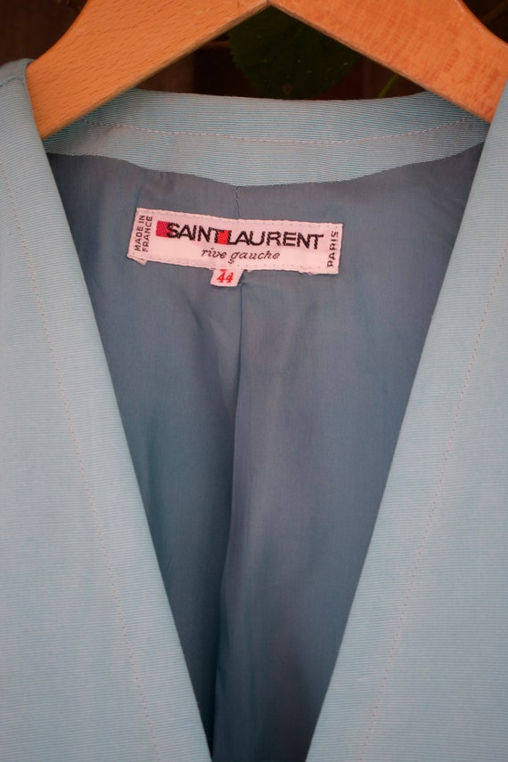 Jacket Vintage Saint Vintage YSL Vintage Laurent YSL Laurent Jacket Laurent Saint YSL Jacket Saint Saint Vintage wTx6URq