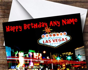 Vegas birthday card etsy las vegas america personalised birthday card m4hsunfo