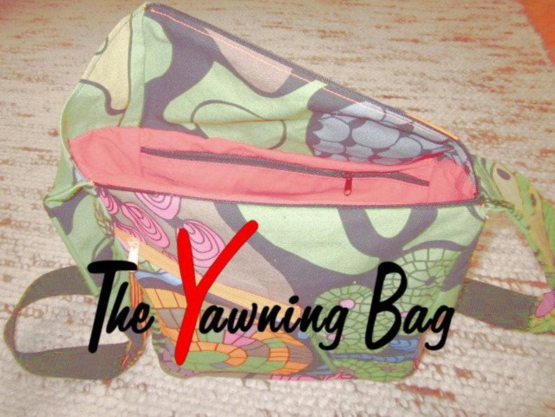 The Yawning Bag  Ebook image 0
