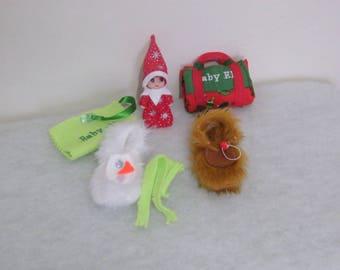 Baby Elf, Elf Props, Elf accessories, Elf outfits