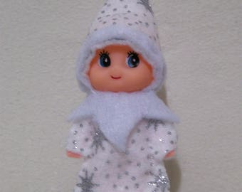 Baby Elf, Elf baby,  ideal elf prop / elf accessory for joining in with the antics