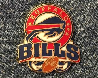 5f2830a75b9 1992 Buffalo Bills Lapel Pin ~ NFL ~ Football by Peter David Inc.