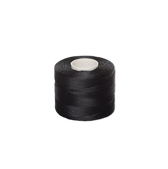 Size 00 White Nymo Thread #CDK001