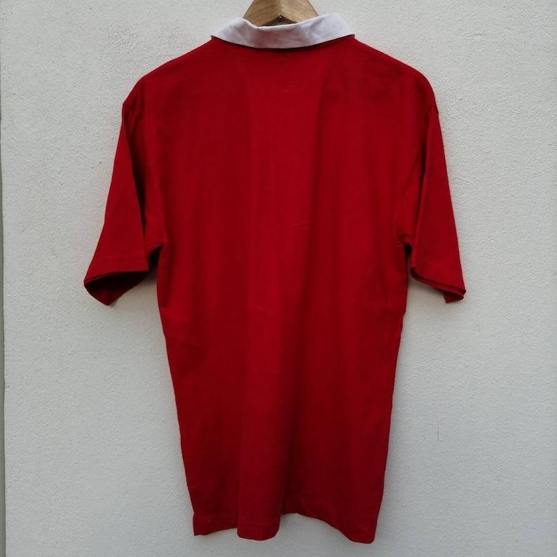 vintage polo shirt united color of benetton Benetton Formula 1 Polo Shirt