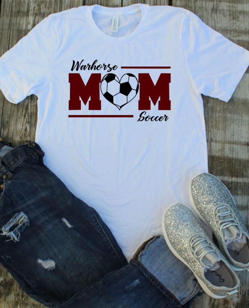 a22e00b164 Sport Mom tshirt | **FREE SHIPPING** | Volleyball mom | Soccer mom |  basketball | softball | baseball mom | football | Team spirit
