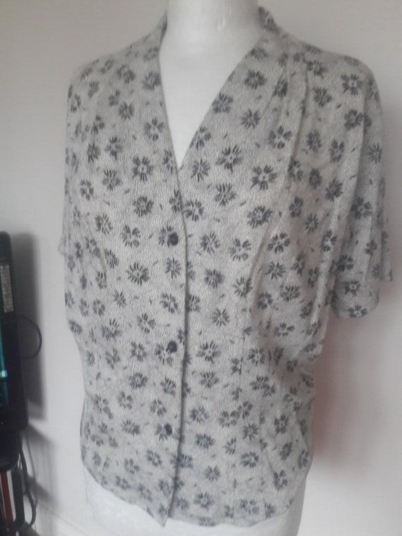 1940's ladies blouse