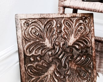 Wooden deco | Carved deco | Wall deco
