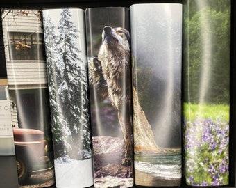 The Swan set - custom book covers (Twilight series inspired)