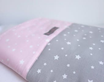 Plaid starry night Collection pink - free shipping *.