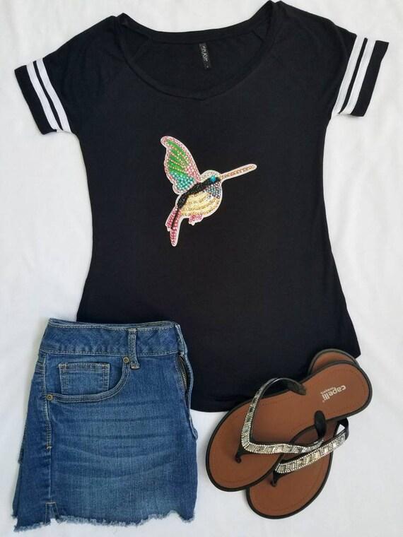 Tshirt small Hummingbird