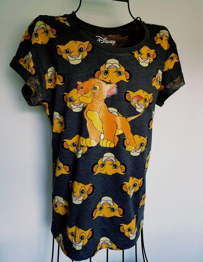 5abd5456 Lion King t shirt Simba t shirt Disney t shirts Disney shirt Lion King  Juniors shirt. Simba top. Simba Lion King. Lion shirt. Baby lion