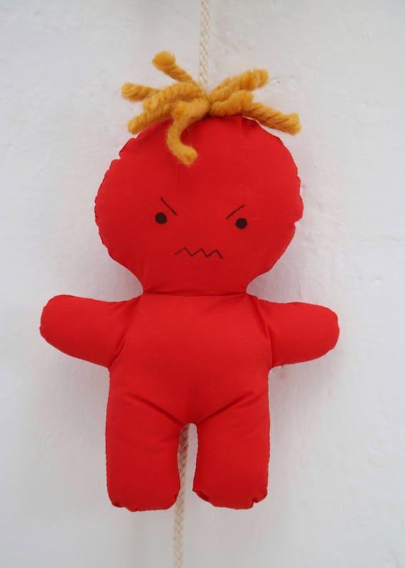 Educational toys Dolls to work emotions Dolls for emotional education Educational toys Home schooling. montessori Cloth dolls