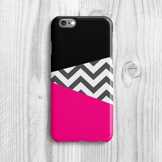 iPhone 6 Plus Cover Edge Protection Black