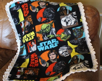 Star Wars Baby, Toddler Blanket