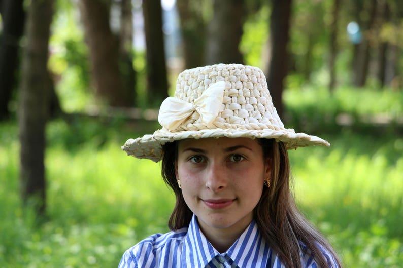 ad142931 Sun Hats Summer Hat Sun Hat Beach Hat Spring Hat Cotton | Etsy