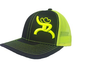 6047b4a1210 Richardson 3D Puff HOOey Roughy Snapback Hat