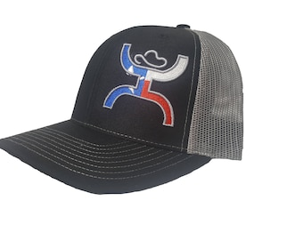 Richardson HOOey Texas Flag Snapback Hat 4350f953c2c