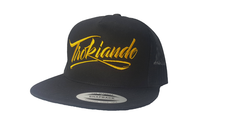 Yupoong Trokiando Snapback Hat Trucker Cap Adjustable Custom  237583ae4b8