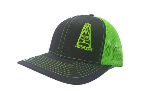 ... germany richardson hooey hog oilfield snapback hat trucker cap  adjustable custom hat for both women and ... 9d5936be835c