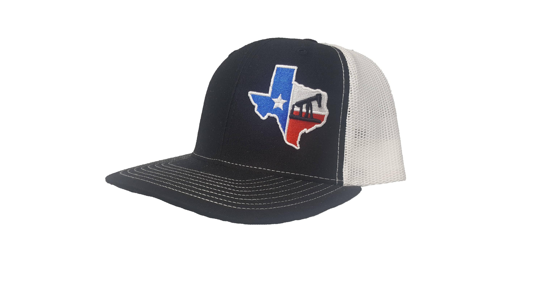 ... discount richardson oilfield drilling rig texas snapback hat trucker  etsy 0ea5a 24fde 2fa776083b85