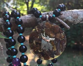 Anubis of Amenti Devotional Necklace